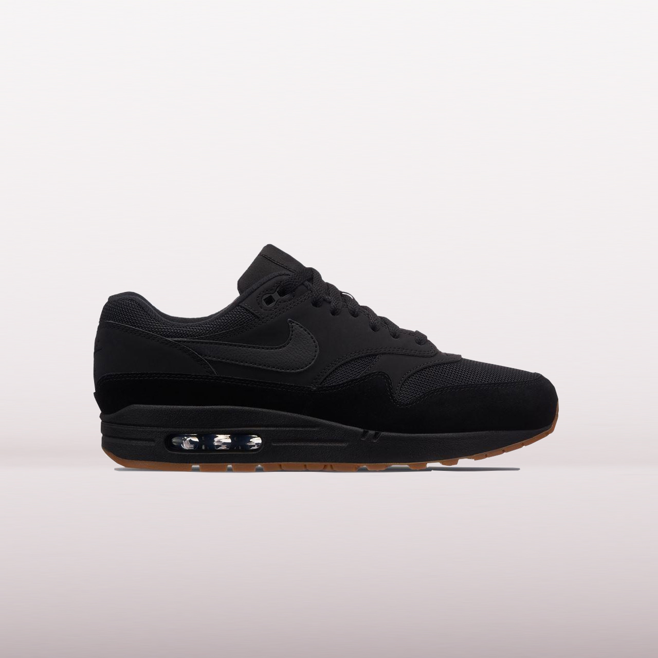 nike air max one heren zwart