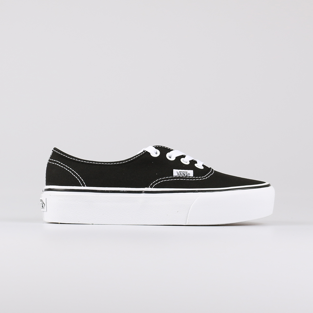 vans authentic zwart dames