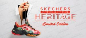 LIMITED EDITION SKECHERS HERITAGE