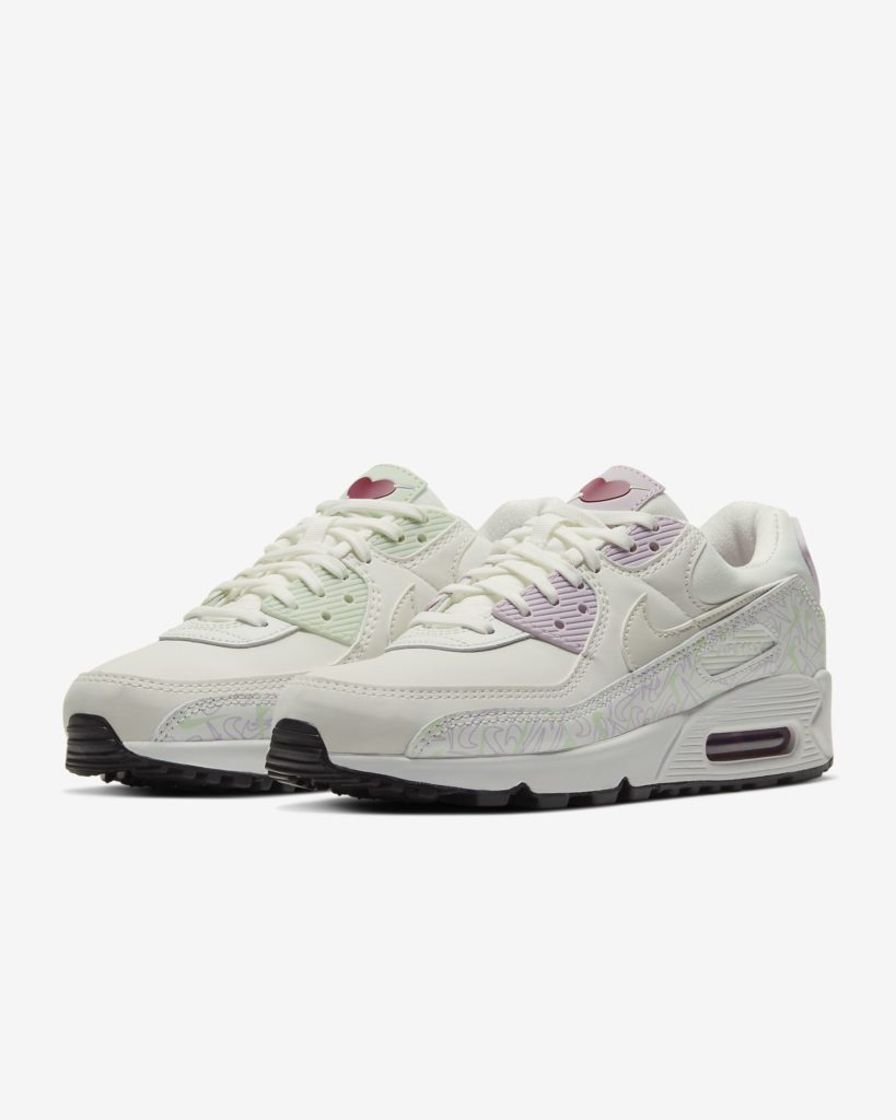 Valentine's Day NIKE Air Max 90 | | Collab Sneakers